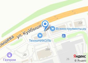 Компания «Гидравлика+» на карте