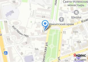 Компания «ВСК-ПАРИТЕТ» на карте