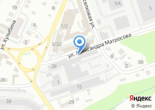 Компания «Гирлянда 33» на карте