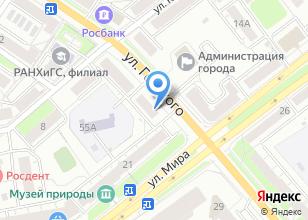 Компания «СЦ Тех Ребут» на карте