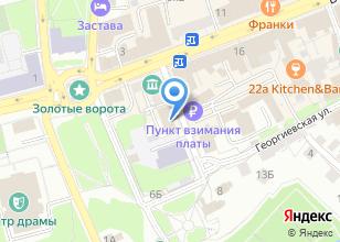 Компания «Добрые Услуги» на карте