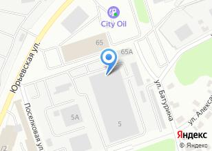 Компания «Автокомплекс TITAN» на карте