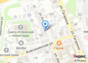 Компания «ИнтерметаА» на карте