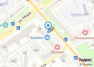 Компания «Системы кровли и фасадов» на карте