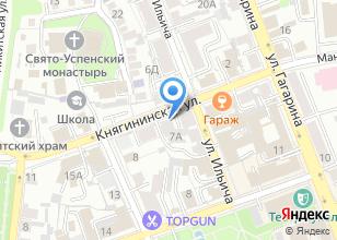 Компания «Информ-юст, ЗАО» на карте