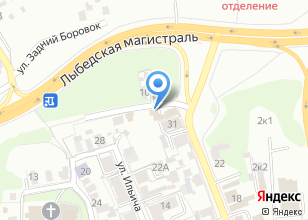 Компания «Гагарин» на карте