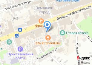 Компания «ЭнергоСнабСтройПроект» на карте