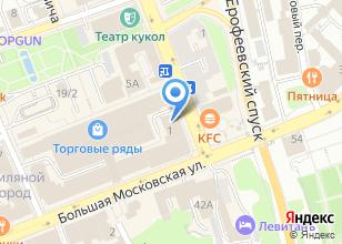 Компания «Пилот-Владимир» на карте