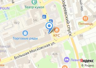 Компания «SMARTservice» на карте