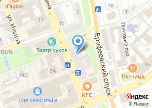 Компания «Владоблжилкомхоз» на карте