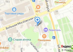 Компания «Интурист-Владимир» на карте