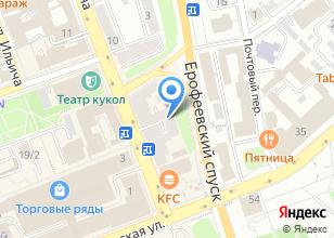 Компания «Оптимус Принт» на карте