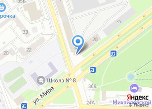 Компания «Владимирский завод» на карте