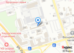 Компания «У Петровича» на карте
