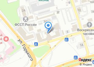 Компания «Бюро технической инвентаризации» на карте