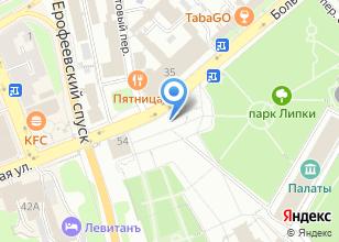 Компания «Протон» на карте