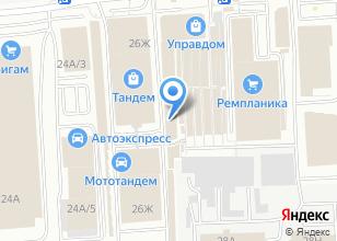 Компания «Тепло Гарант» на карте