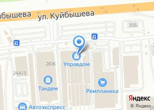 Компания «Электрод» на карте