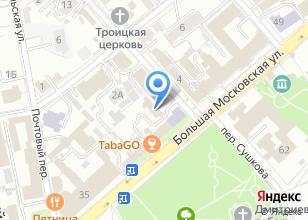 Компания «PECORA» на карте