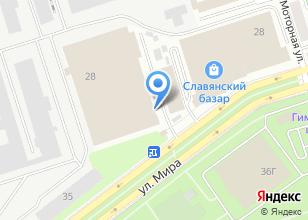 Компания «Полезные мелочи» на карте