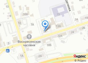 Компания «СЦ ТЕХ-РЕБУТ» на карте