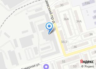 Компания «ПолиграфПак» на карте
