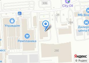 Компания «Интер Гласс» на карте