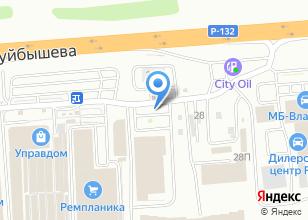 Компания «Завод теплиц и металлоизделий» на карте
