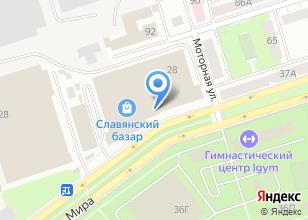 Компания «Мир фото» на карте