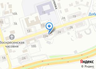 Компания «Медмакр» на карте