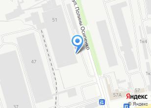 Компания «ЖБИ-ПРО» на карте