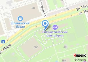 Компания «Центральный парк культуры и отдыха г. Владимира, МБУК» на карте