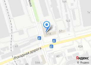 Компания «Марал» на карте