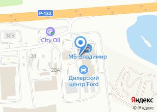 Компания «Завод теплиц и металлоконструкций» на карте