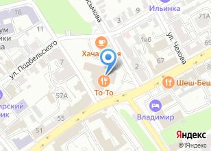 Компания «BaZooka & Muh» на карте