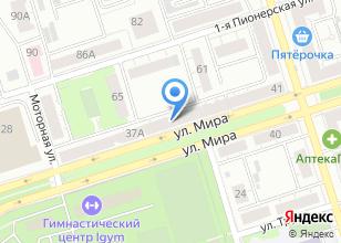 Компания «Владимирское экспертно-консультативное бюро» на карте