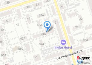 Компания «AIBprint» на карте