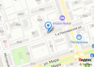 Компания «Владимирская региональная торгово-строительная компания» на карте