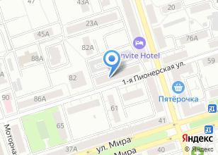 Компания «Фунтик» на карте