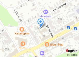 Компания «СК33» на карте