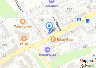 Компания «Первый Спутниковый» на карте