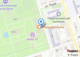 Компания «Росэкспертиза» на карте