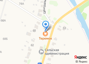 Компания «Кабак» на карте