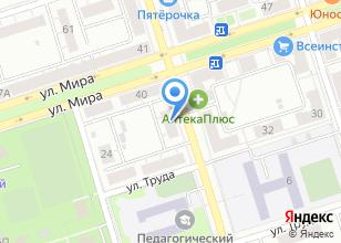 Компания «Дентал Студия» на карте