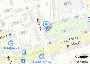Компания «Ополье» на карте