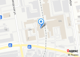 Компания «Автоэмали на Электрозаводской» на карте