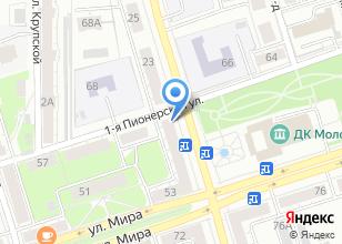 Компания «КЭП» на карте