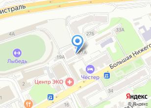 Компания «ВИТ-принт» на карте