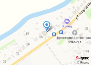 Компания «Питстоп» на карте