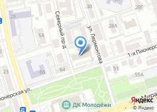 Компания «Управление гражданской защиты г. Владимира» на карте
